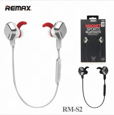 Наушники Remax (S2 bluetooth) Sports headset,черный
